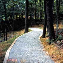 Limestone Chip for walkways and paths