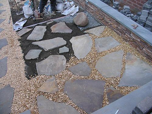 Decorative stone for Decorative landscape gravel