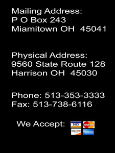 alvis mailing and physical address info